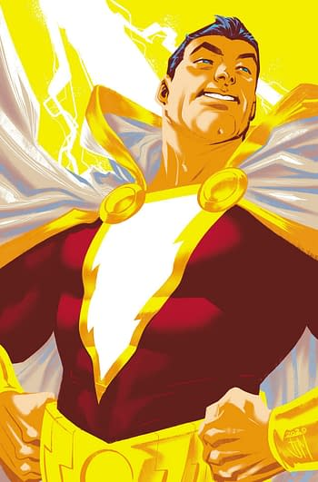 Shazam and Books Of Magic Cancelled in September