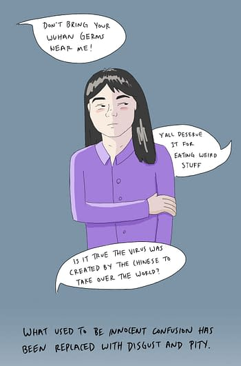 HarperCollins to Publish Laura Gao's The Wuhan I Know Graphic Memoir