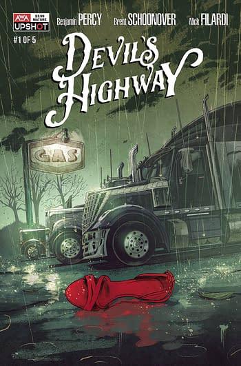 Devil's Highway #1 Cover