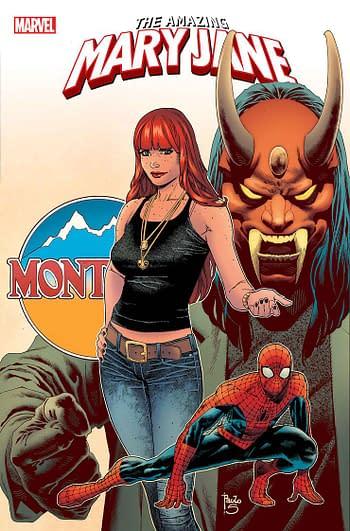 Marvel Cancels Amazing Mary Jane?
