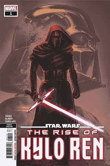 New Printings For Die, Power Rangers, Empyre, Kylo Ren and More