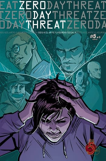 Erica Schultz Brings Mandrake The Magician to Red 5 October Solicits