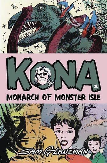 Kona #1 Cover A