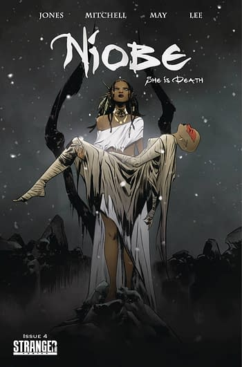 Niobe She Is Death #4 Variant Cover