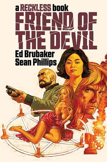 Details For Ed Brubaker ANd Sean Philips Reckless Sequelk, Friend