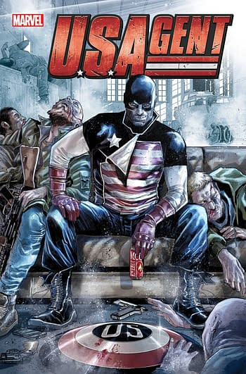 George Jeanty Replaces Stefano Landini on US Agent #1
