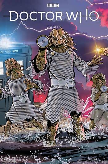 Titan Comics January 2021 Solicitations
