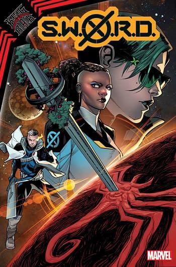 Thunderbolts Returns - Marvel Solicitations For January 2021