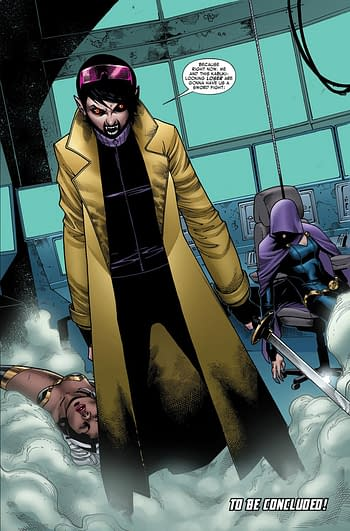 The Weirdest Story Where Vampires Show Up in Comics