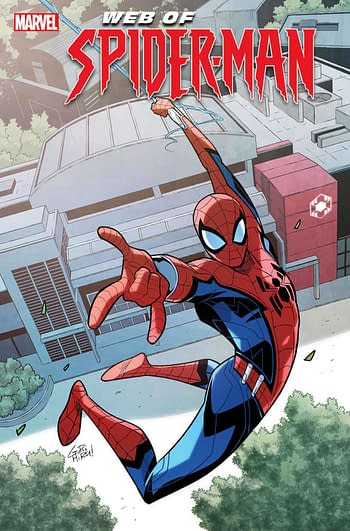 W.E.B. Of Spider-Man Back On Marvel Comics' Missing In Action List