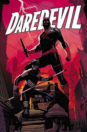 Marvel Comics Omnibus Charles Soule's Daredevil