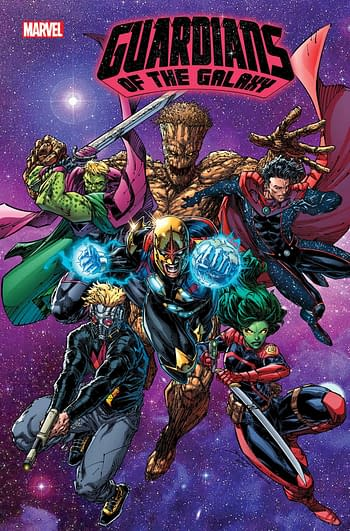 Full Marvel Comics Solicitations April 2021