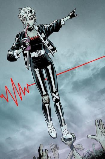 James Tynion Promises Punchline Vs Flatline In Batman Comics