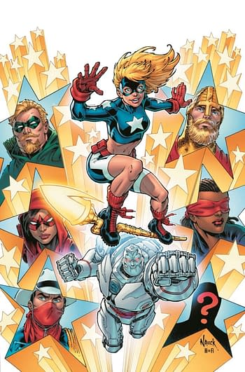 Stargirl Gets Closer To The TV Series - And The JSA