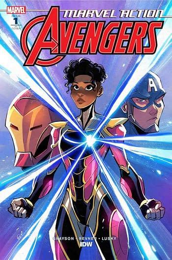Riri Williams, Ironheart, Joins the Avengers in June