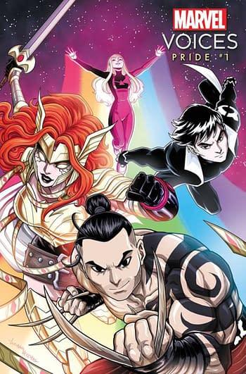 Marvel Announce Marvel's Voices: Pride #1