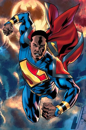 Bryan Hitch Has A Hair Trigger When It Comes To Superman