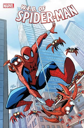 W.E.B. Of Spider-Man Rescheduled For May, Off The Marvel MIA List