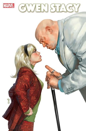 Is Gwen Stacy Series Coming Off The Marvel Missing In Action List?