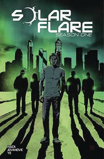 Cover image for SOLAR FLARE TP VOL 01 FORT MYERS NEW PTG