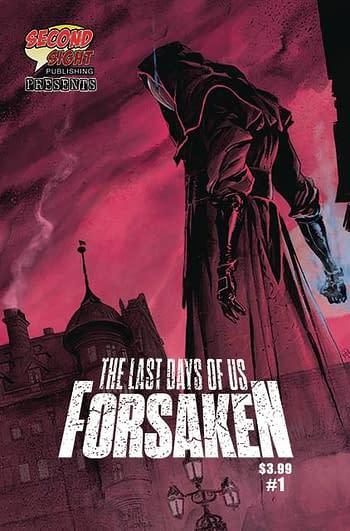 Cover image for FORSAKEN #1 (OF 6) CVR A MAX FIUMARA (MR)