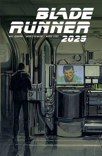Cover image for BLADE RUNNER 2029 #8 CVR B MEAD (MR)