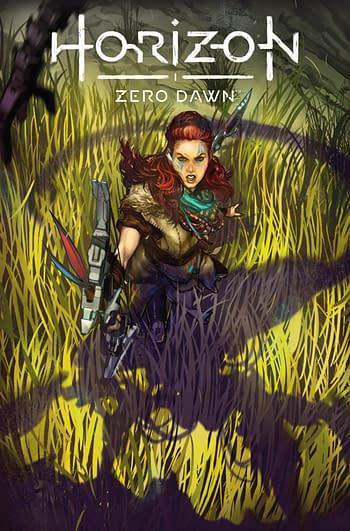 Cover image for HORIZON ZERO DAWN LIBERATION #3 CVR A HARVEY