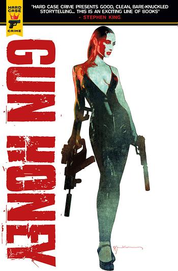 Cover image for GUN HONEY #1 (OF 4) CVR A SIENKIEWICZ (MR)