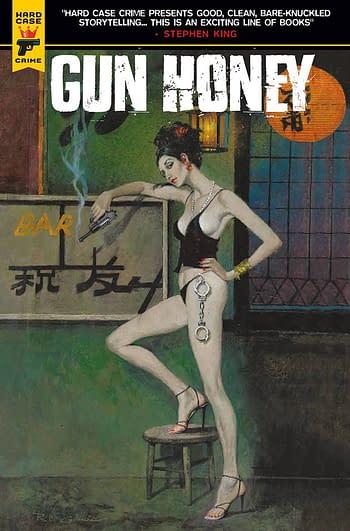 Cover image for GUN HONEY #1 (OF 4) CVR B MCGINNIS (MR)