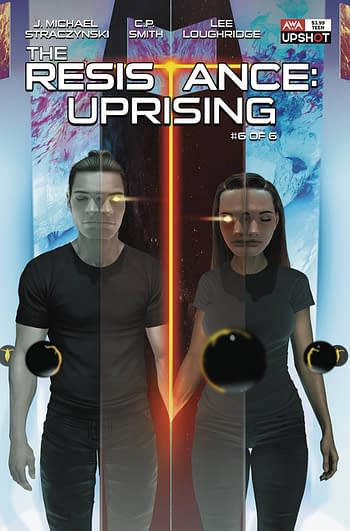 Cover image for RESISTANCE UPRISING #6