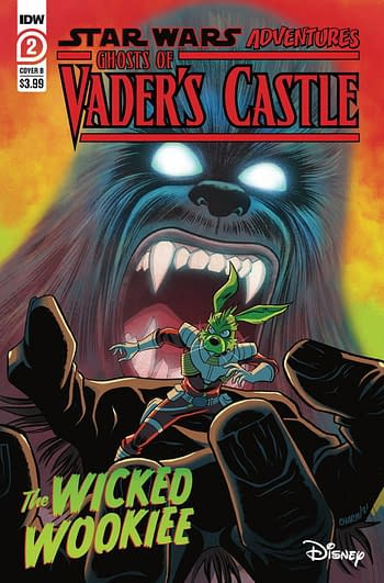 Cover image for STAR WARS ADV GHOST VADERS CASTLE #2 (OF 5) CVR B CHARM