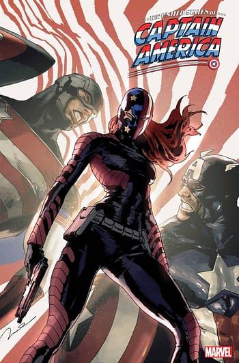 Marvel Comics September 2021 Solicits & Solicitations, Frankensteined