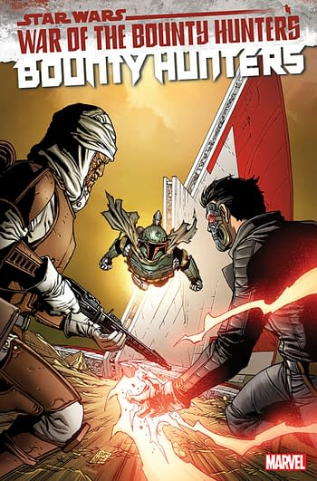 The Mighty Boushh in Star Wars Marvel Comics September 2021 Solicits