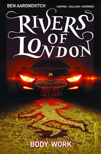 Cover image for RIVERS OF LONDON TP VOL 01 BODY WORK (NEW PTG) (O/A) (MR)