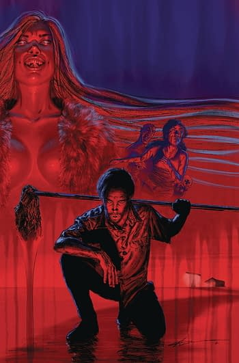 Cover image for DARK RED YEAR ONE HC