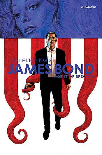 Cover image for JAMES BOND AGENT OF SPECTRE HC