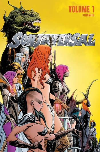 Cover image for SONJAVERSAL TP