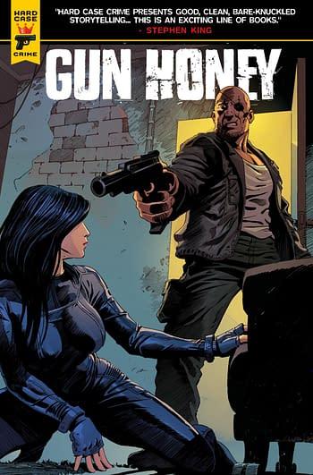 Cover image for GUN HONEY #2 (OF 4) CVR C HOR KHENG (MR)