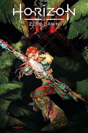 Cover image for HORIZON ZERO DAWN LIBERATION #4 CVR A QUALANO