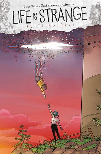 Cover image for LIFE IS STRANGE SETTLING DUST #2 (OF 4) CVR C LEONARDI