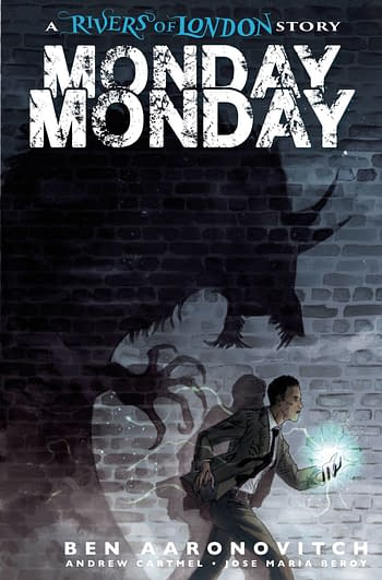 Cover image for MONDAY MONDAY RIVERS OF LONDON #4 CVR A HARDING (MR)