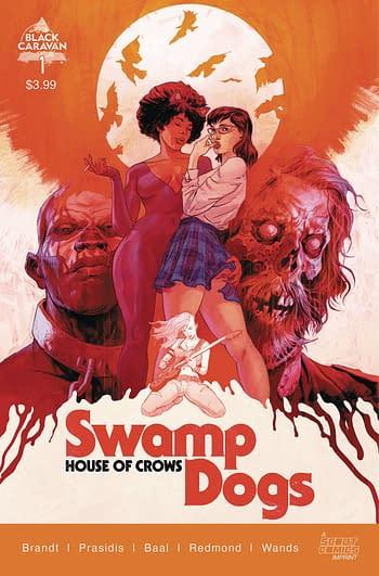 Cover image for SWAMP DOGS #1 CVR A SAMMELIN