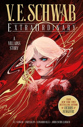 Cover image for EXTRAORDINARY HC VOL 01 (MR)