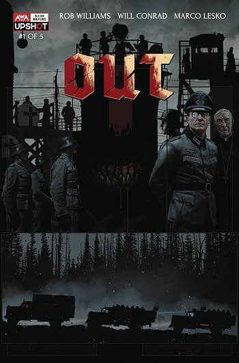 Cover image for OUT #1 CVR A BRADSTREET (MR)