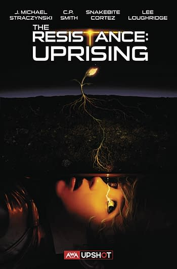 Cover image for RESISTANCE UPRISING TP