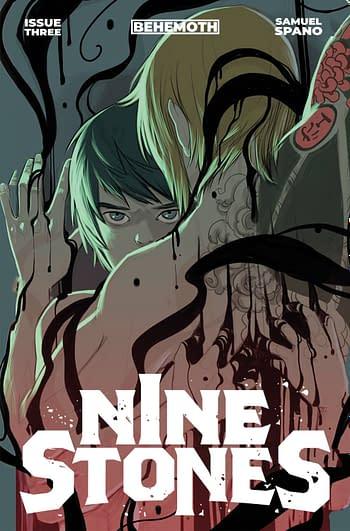 Cover image for NINE STONES #3 CVR A SPANO (MR)