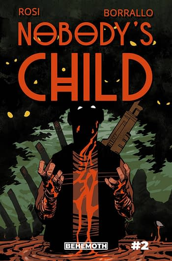 Cover image for NOBODYS CHILD #2 (OF 6) (MR)