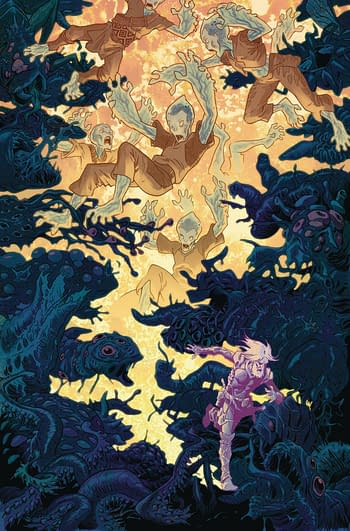Cover image for BEYOND THE BREACH #4