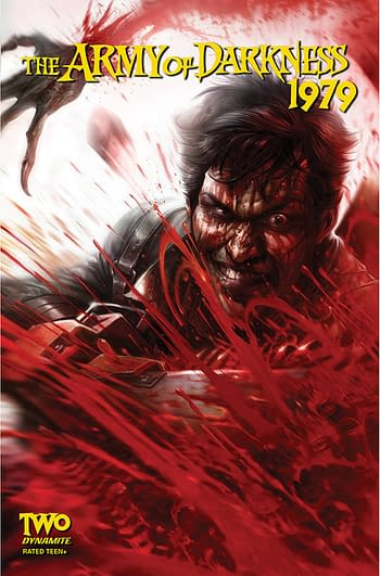 Cover image for ARMY OF DARKNESS 1979 #2 CVR A MATTINA
