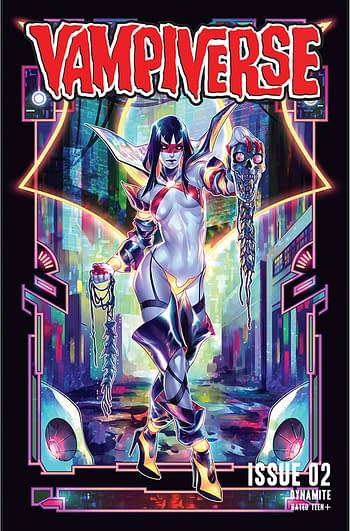 Cover image for VAMPIVERSE #2 CVR D HETRICK
